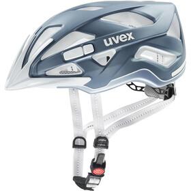 UVEX City Active - Casque de vélo - bleu